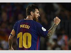 Lionel Messi Barcelona star motivated by secret Cristiano