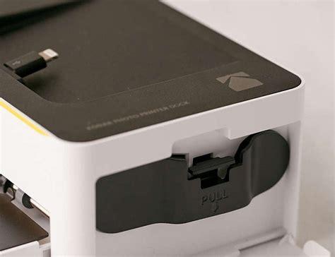 smartphone photo printer kodak instant smartphone photo printer 187 gadget flow