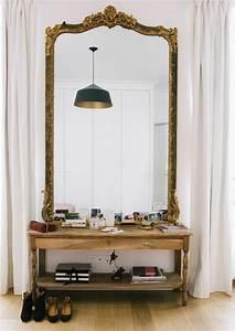 Miroir D Entrée : miroir entr e objet design pour son entr e afin d 39 accorder un accueil ~ Preciouscoupons.com Idées de Décoration