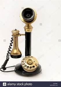 Old Telephone Stock Photo  28555911