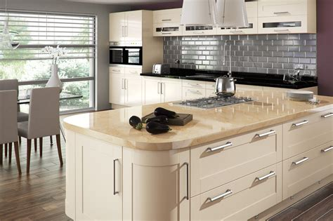 Kitchen Ideas On Pinterest  Cream Kitchens, Cream Gloss