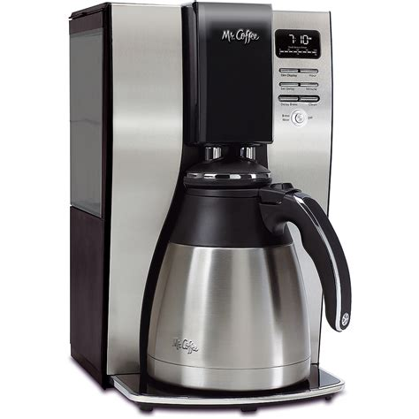 Black   Decker 12 Cup Programmable Coffee Maker With Thermal Carafe   Walmart.com