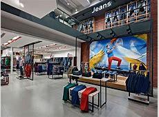 Peter England Menswear Store in Bangalore Stylus