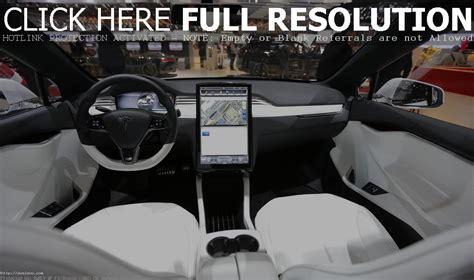 2019 Tesla Interior by 2019 Tesla Model Y Suv Interior Images Ausi Suv Truck 4wd