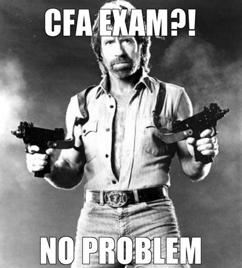 Cfa Meme - crush the cfa exam what your boss thinks