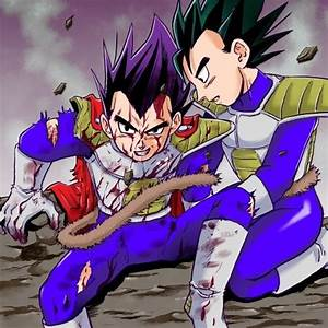DBZ Vegeta and his brother | Dragon Ball Z | Pinterest ...