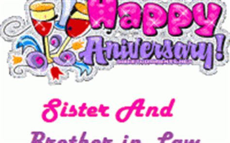 st wedding anniversary wishes  sister brother  law