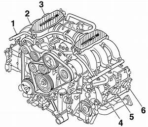 2002 Toyota Sequoia Serpentine Belt Diagram