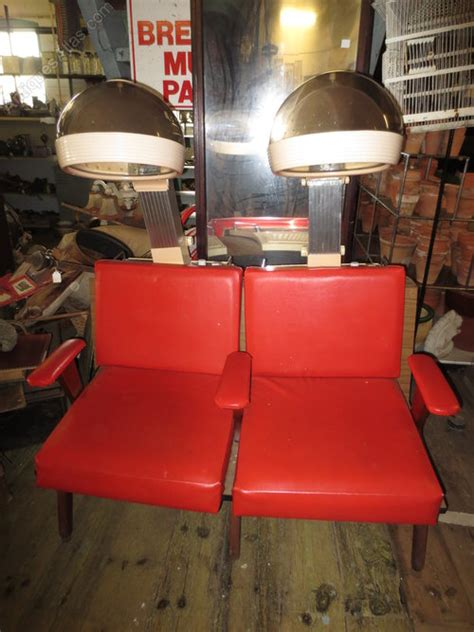 antiques atlas salon hair dryer chairs