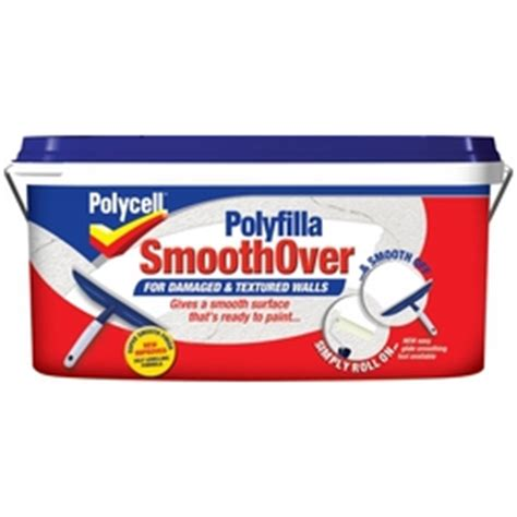 Polycell Smoothover For Damaged & Textured Walls