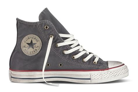 "New ""Well Worn"" Chuck Taylors  The Pique"