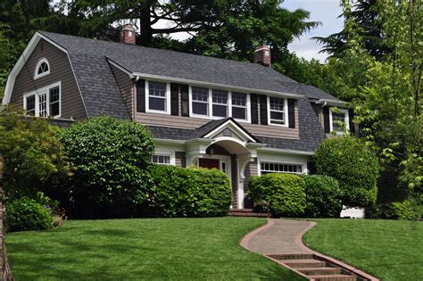 gambrel house plans gambrel roof style house plans