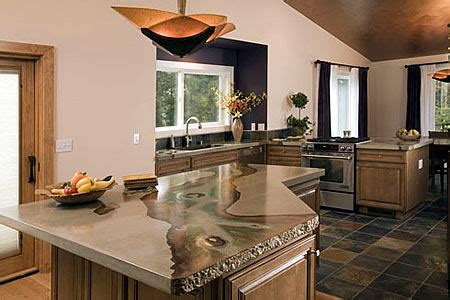 concrete countertop by absolute concreteworks the