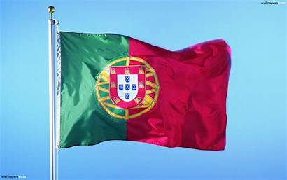 Portugal Flag Wallpapers Portuguese National Country Wallpapertag