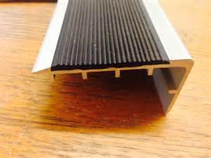 carpet aluminium stair nosings carpet tread nosing
