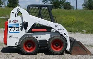 Bobcat 773 Loader  Pdf Skid Steer Service  Shop Manual