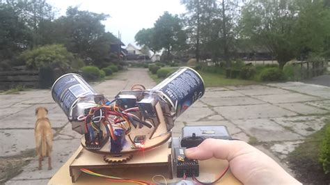 Fpv Rssi Antenna Tracker