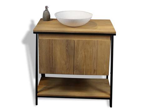 Badezimmer Unterschrank Ebay by Waschtisch Teakholz Unterschrank Badezimmer Badm 246 Bel