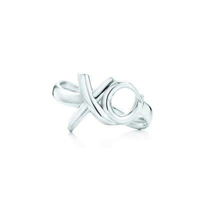 dc40a7787 Tiffany39s Paloma Picasso Xo Ring My Pleasures Pinterest