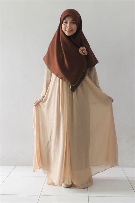 true hijab syari gamis athijab alila malang