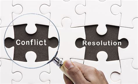 Resolving Conflict Establish Rules Of Engagement Life
