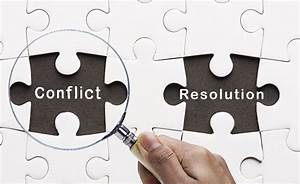 Resolving Conflict: Establish Rules Of Engagement - Life ...  Conflict