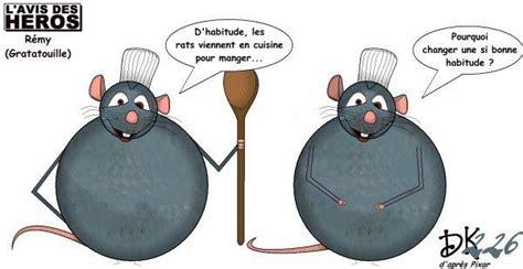 image drole cuisine l 39 avis des héros rémy de ratatouille paperblog