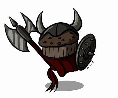 Evil Muffin Barbarian Virmir Version Hi Res