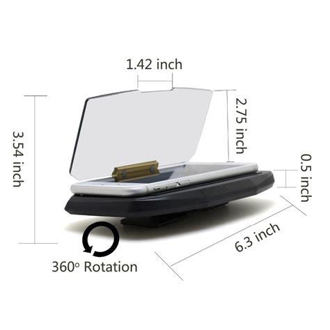 Holder Images Wireless Up Display Car Mount Holder Car Hud Phone