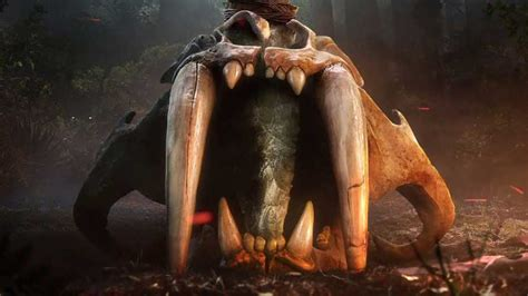awesome smilodon skull featured    cry primal ps
