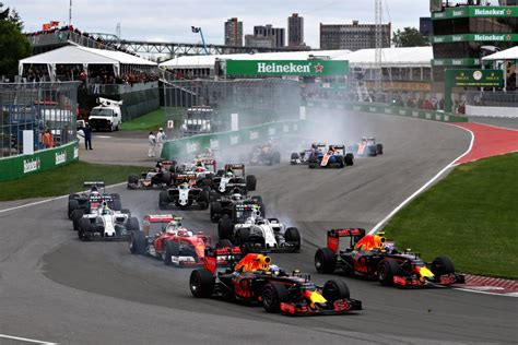 F1 Strategy Report Canadian Grand Prix 2016  The F1
