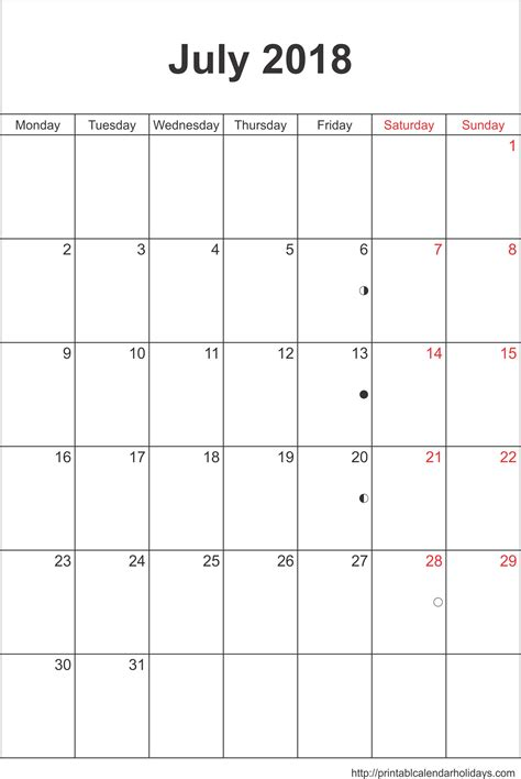 calendar template by vertex42 july 2018 calendar with holidays uk 2018 yearly calendar