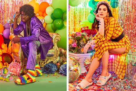 Don the colors of the rainbow, get the glitter out, and be true to yourself during pride month every june. Ugg Debuts Pride 2021 Campaign Starring Lil Nas X & Hari Nef - Footwear News