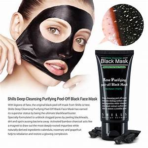 Black mask deep cleansing blackhead remover