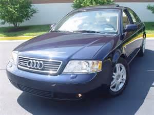 Audi A6 2001 : 2001 audi a6 exterior pictures cargurus ~ Farleysfitness.com Idées de Décoration
