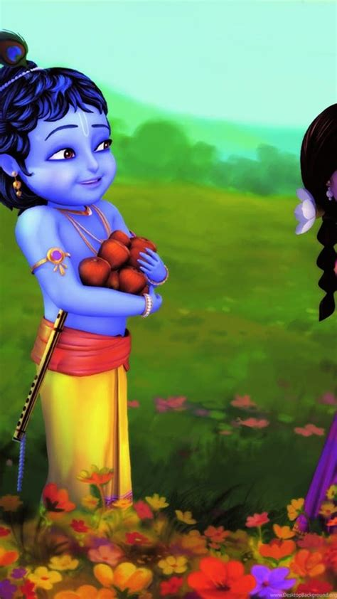 Animated Krishna Wallpapers Pc - krishna hd wallpaper ankaperla