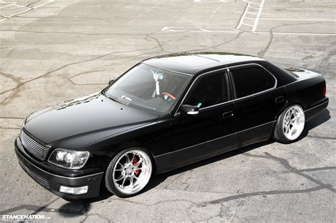 lexus ls400 modified vip style vincent shumai 39 s lexus ls400 stancenation