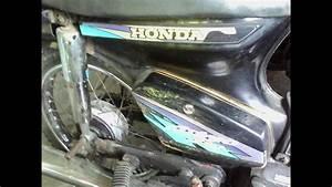 Motor Jadoel - Honda Astrea Star
