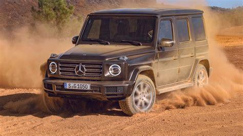 Mercedes G Klasse Neue Technik Im Alten Design