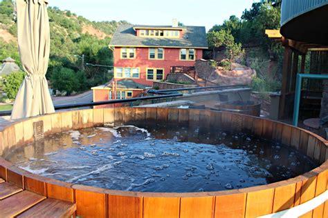 And Bath Ideas Colorado Springs by Soaking Tub Quot Sunwater Spa Quot Manitou Springs Colorado Nov