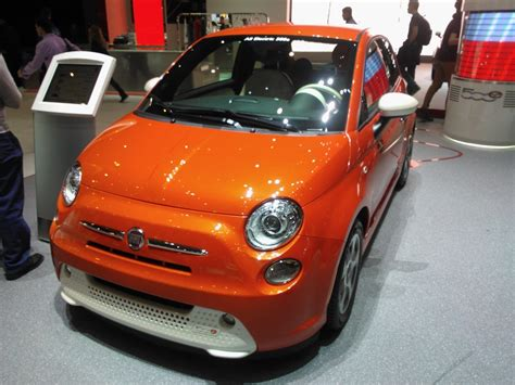 Fiat Electric by Fiat 500 Ev Electric