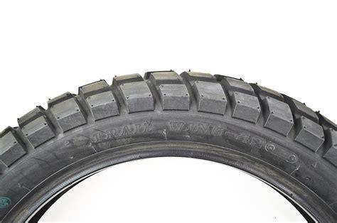 Bridgestone Trail Wing Tw42 Rear Tire 120/90-17 Tt 64s