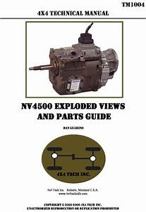 Nv4500 Transmission Kits
