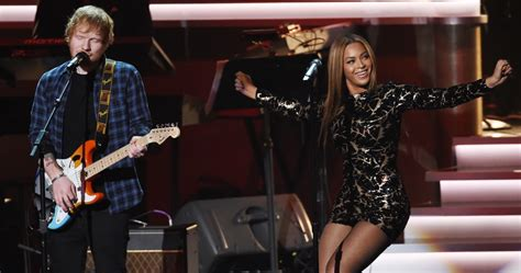 Ed Sheeran's Perfect Duet Is With Beyoncé