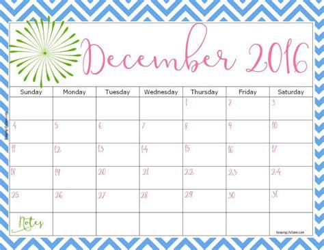 Free Printable Calendar Templates by December 2016 Printable Calendar Templates Free
