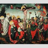 Isenheim Altarpiece Crucifixion | 450 x 379 jpeg 46kB