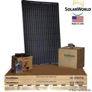 Solarworld Sw 250 : solarworld enphase 9180w grid tie kit ~ Frokenaadalensverden.com Haus und Dekorationen