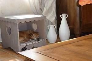 Niche Interieur Pour Chien : choisir une niche pour son chien nos conseils les v t rinaires ~ Melissatoandfro.com Idées de Décoration