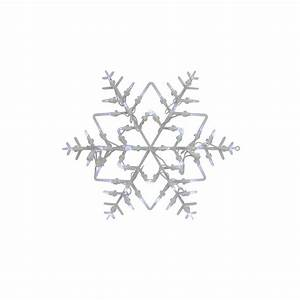 Northlight, 18, In, Christmas, Lighted, Snowflake, Window, Silhouette, Decoration, 4