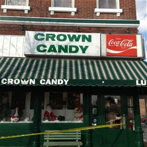 crown candy kitchen   american